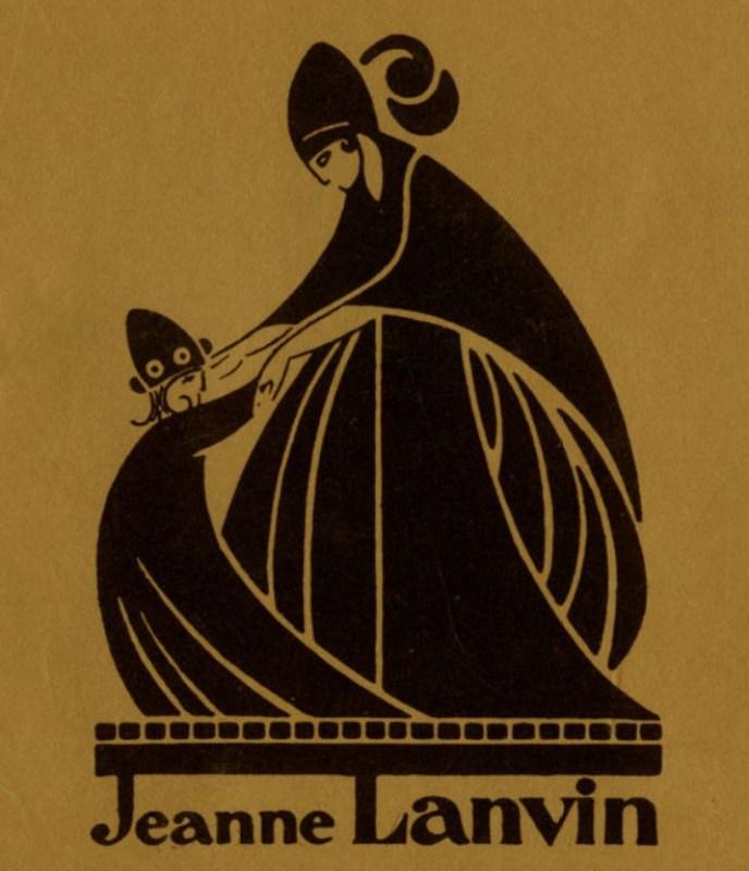 Logo da Lanvin.