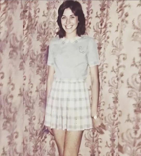 atriz lilia cabral no início da carreira