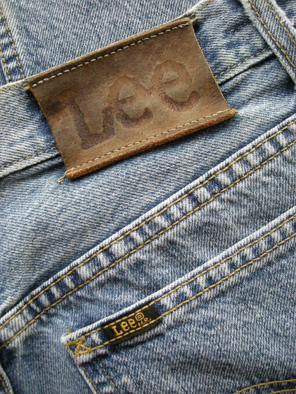 Jeans Lee.