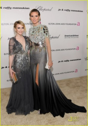 19th Annual Elton John AIDS Foundation Academy Awards Viewing Party - Red Carpet