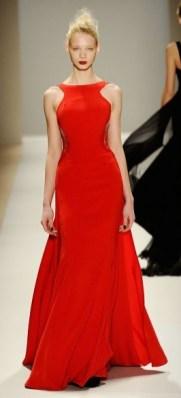 vestido vermelho 2011 2012
