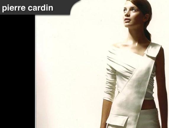 Criações de Pierre Cardin no Brasil