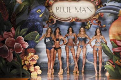 Blue Man Fashion Rio Verão 2012 (4)