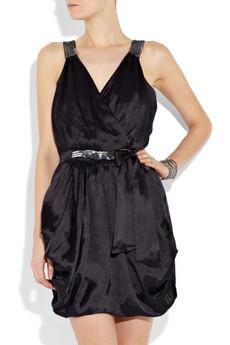 vestidos curtos pretos 14
