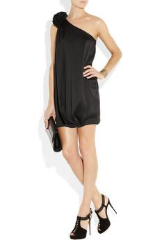 vestidos curtos pretos 22