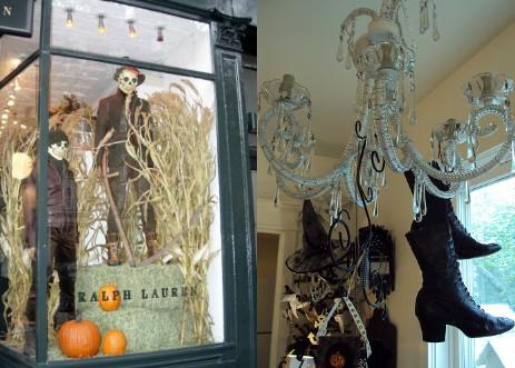 Imagem de vitrine de Halloween