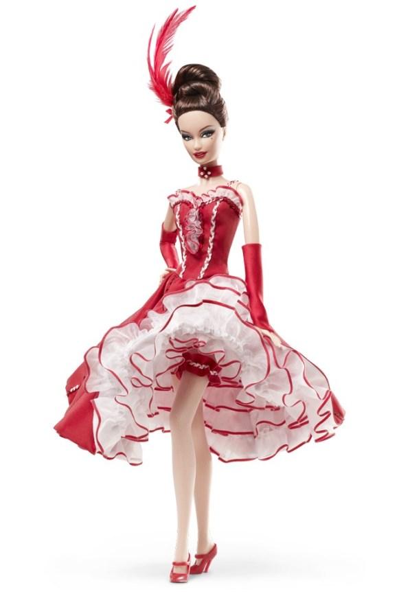 barbie moulin rouge