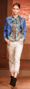 jaqueta azul