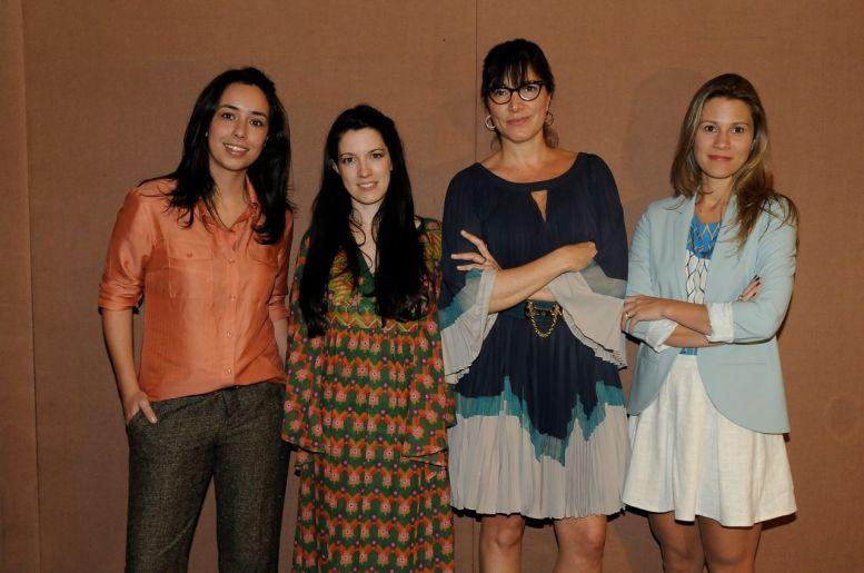Debora Emm, Francesca Muston, Debora Bisker e Leticia Abra~1