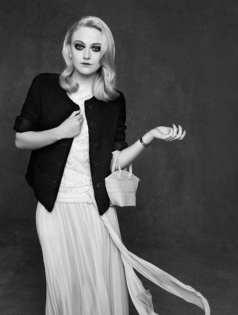 The Little Black Jacket de Chanel revivida por Karl Lagerfeld 8757