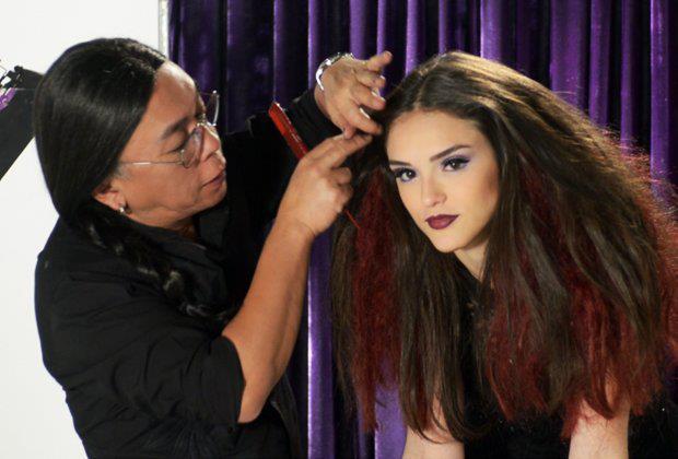 celso kamura hair fashion show (1)