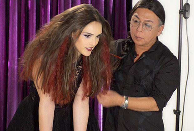 celso kamura hair fashion show (4)