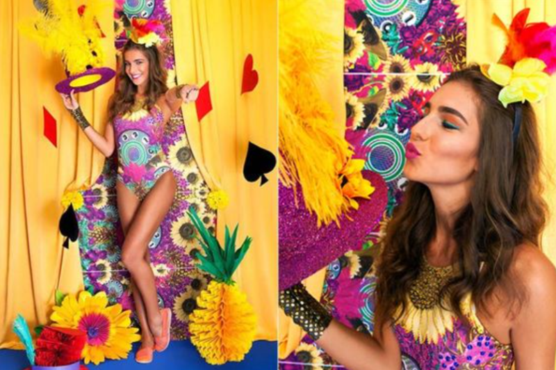 Editorial fun para o carnaval 2021