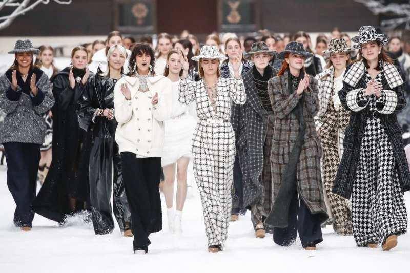 Chanel Inverno 2020