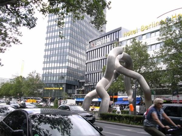 Berlim Arquitetura moderna 21