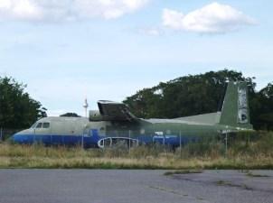 Tempelhof - antigo avião Berlim