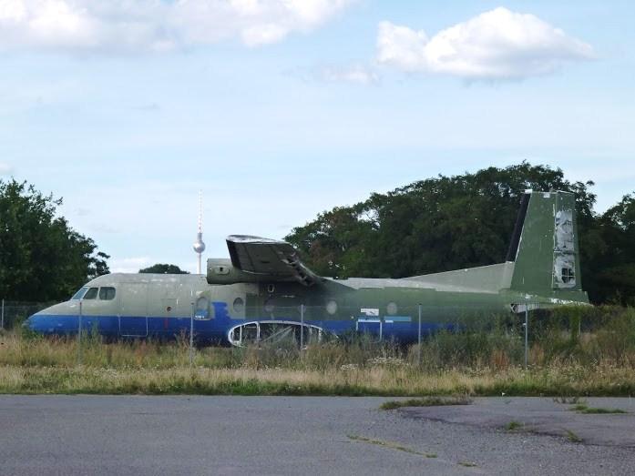 Antigo avião