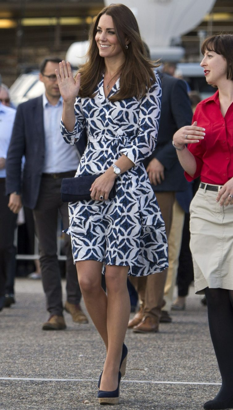 vestido envelope kate middleton