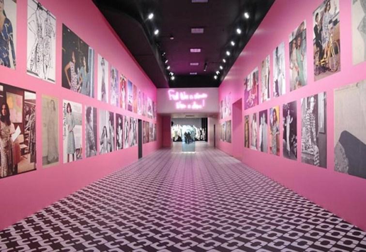 exposição Diane von Furstenberg