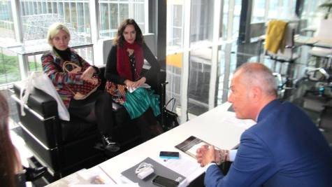 Entrevista com sr Cirillo Marcolin