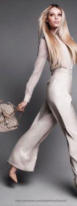VO visual Monocromático é elegante e alonga a silhueta
