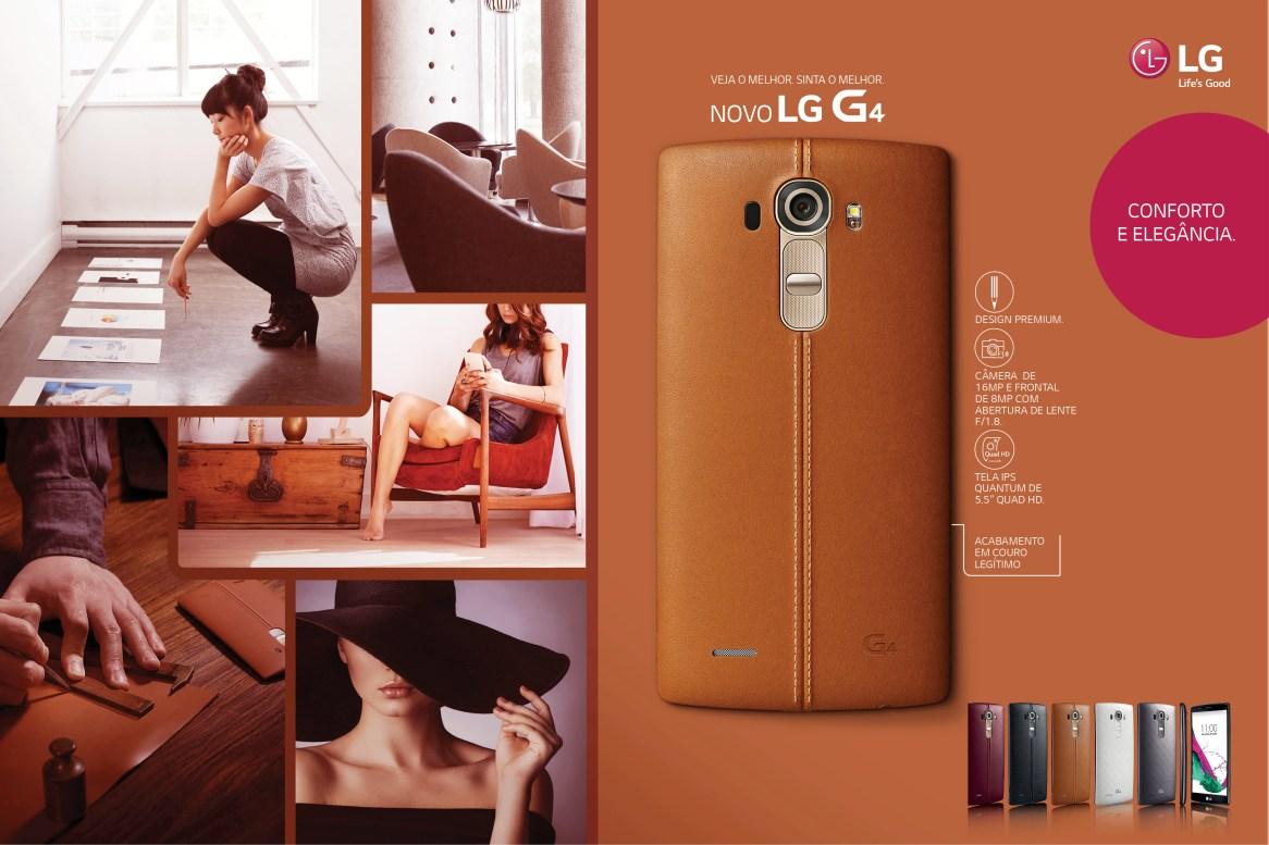 LG - G4 Key Visual Couro