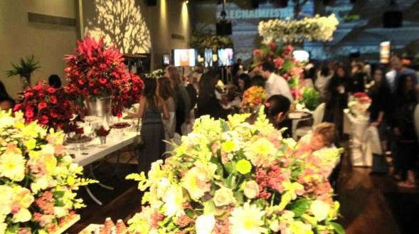No evento foram servidos Kosher Delight - Boutique de Pães e bolos artesanais