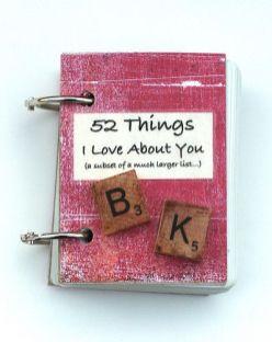 caderno do dia dos namorados