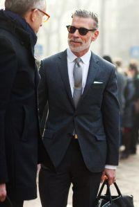 Moda masculina, gravata gola e colarinho (1)