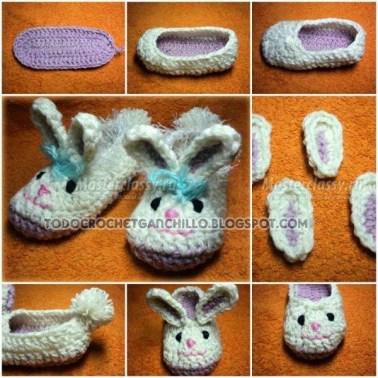 patucos conejos