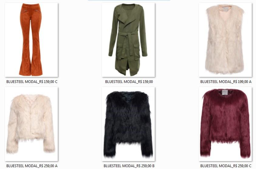 Casacos de Inverno Renner 2016 peles e pelos