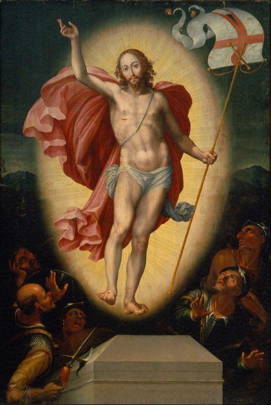 A Ressureição de Cristo, de 1625.