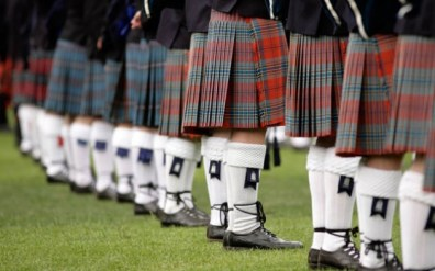 Kilt - Tradicional traje escocês