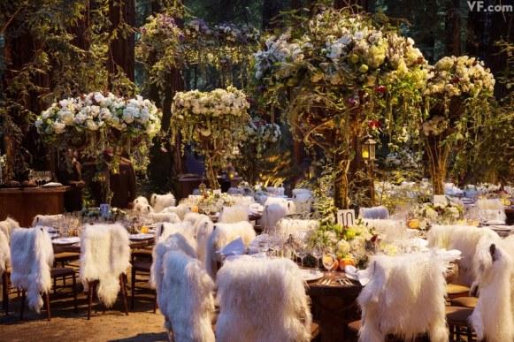 Decoração para casamento Game of Thrones