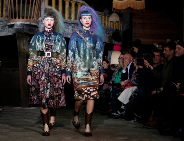 Paris Fashion Manish Arora