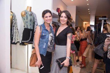 Carol Paese e Luciana Gama