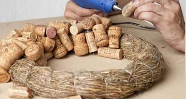 Rolhas de vinhos