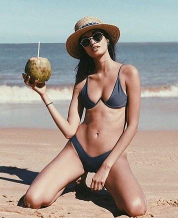 Biquíni com suporte - A marca australiana Bamba no Instagram