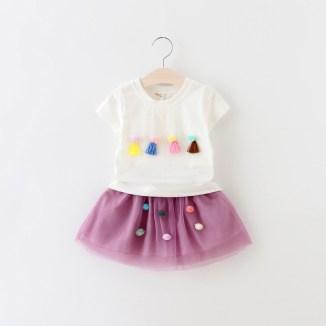 Baby-font-b-girl-b-font-clothing-sets-summer-tassel-shirt-lace-font-b-skirt-b