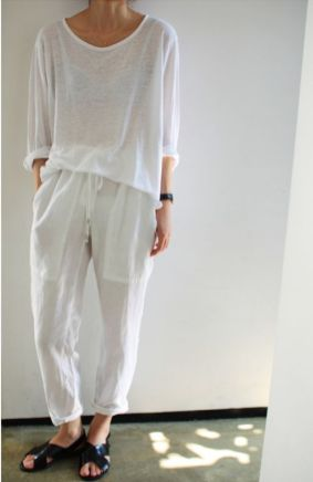minimalismo look 7