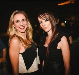 Chiara Zidan e Marcela Andrade