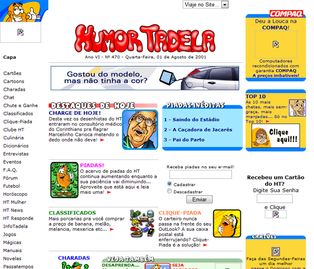 Ex de sites dos anos 90 2