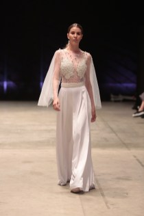 Carlina Brugnera - Desfile Id Fashion Moda festa