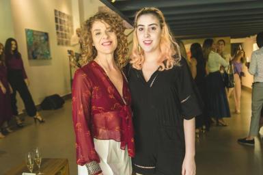 Christiane Tricerri e Isadora Tricerri
