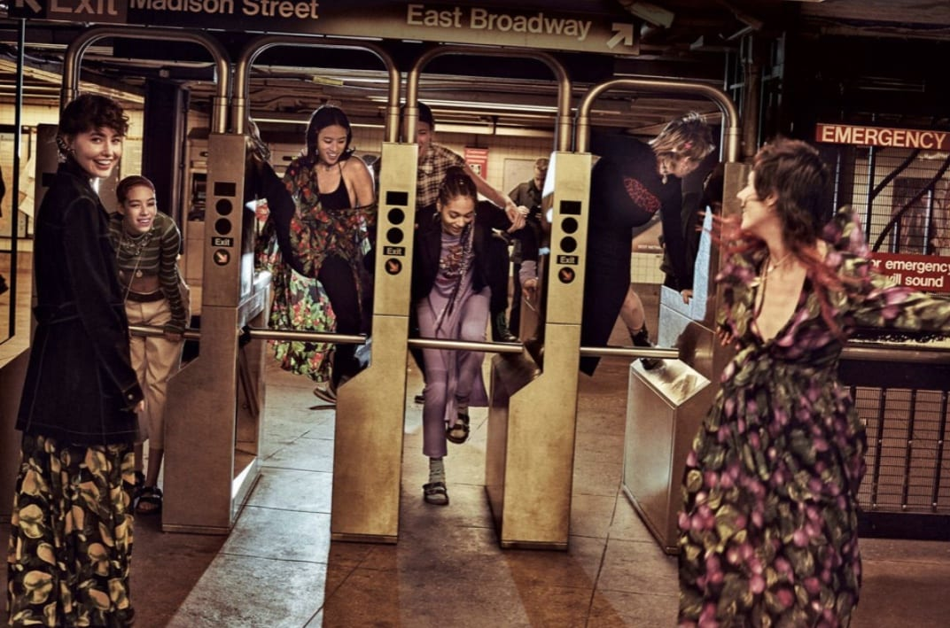 Grunge Collection de Marc Jacobs