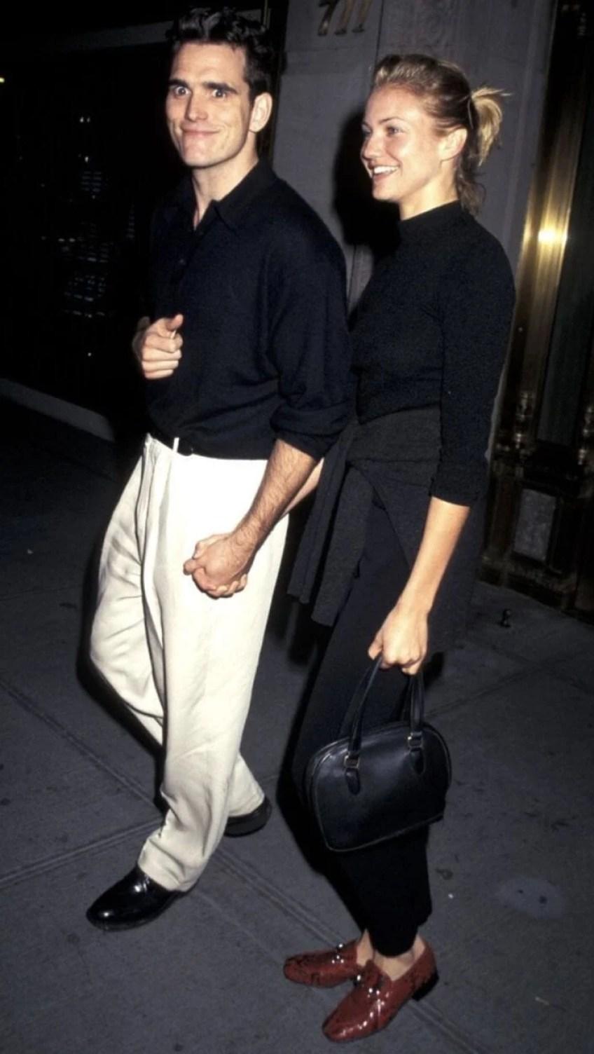 moda anos 90 minimalista