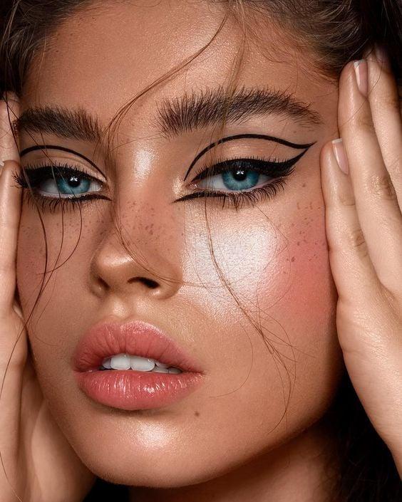 Maquiagem junina: dicas da passarela para as noites de São João