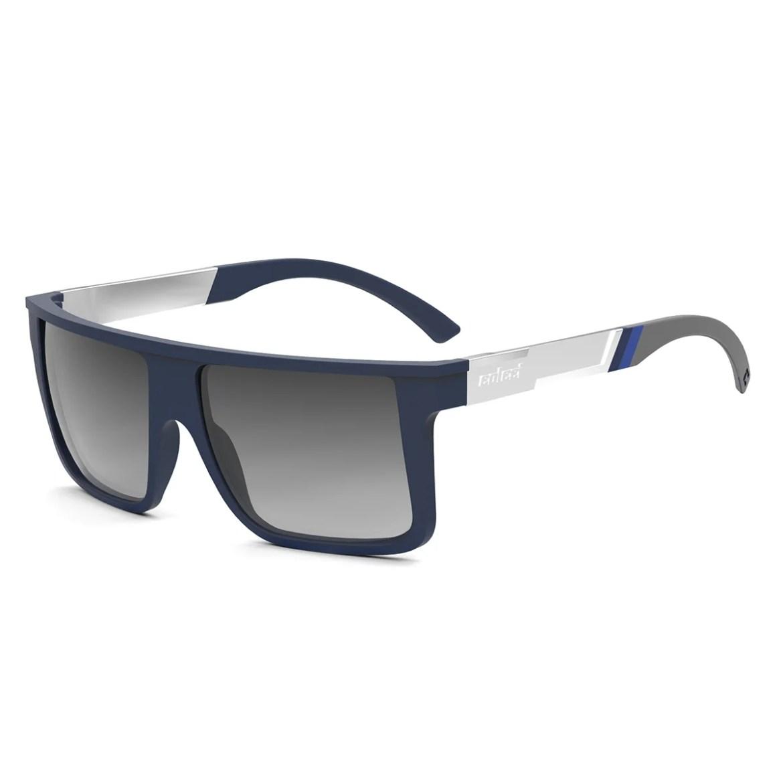 óculos escuros brancos e azuis