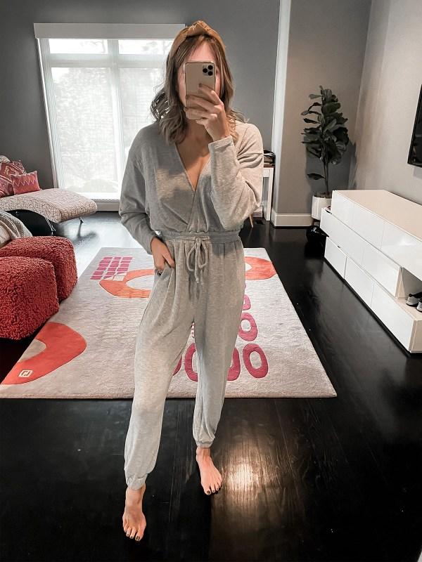 look pijama chic loungewear 5