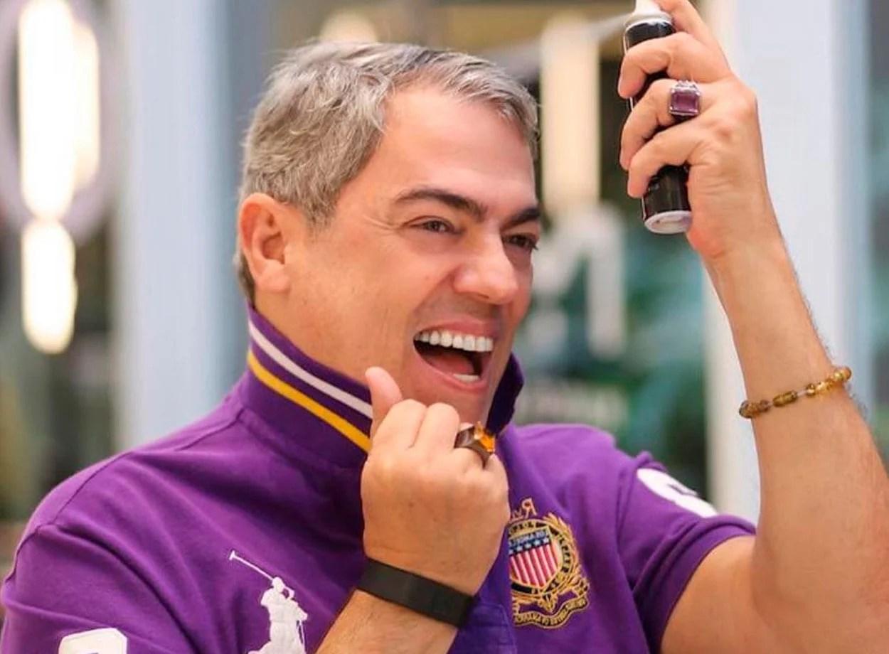 Marco Antônio de Biaggi promove doações para salões do Brasil
